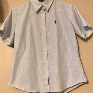 Polo by Ralph Lauren Boys Dress Shirt